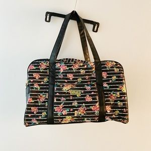 Betsey Johnson Carry On Bag